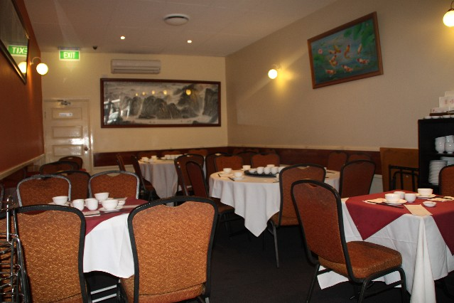 Cafe Kowloon Chinese Restaurant Cougar St Adelaide