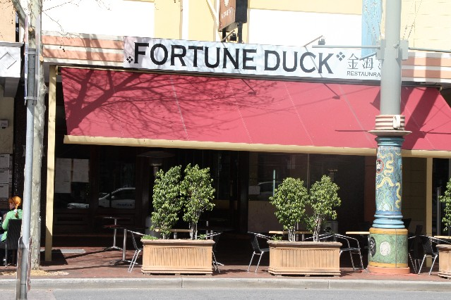 Fortune Duck Chinese Restaurant Adelaide