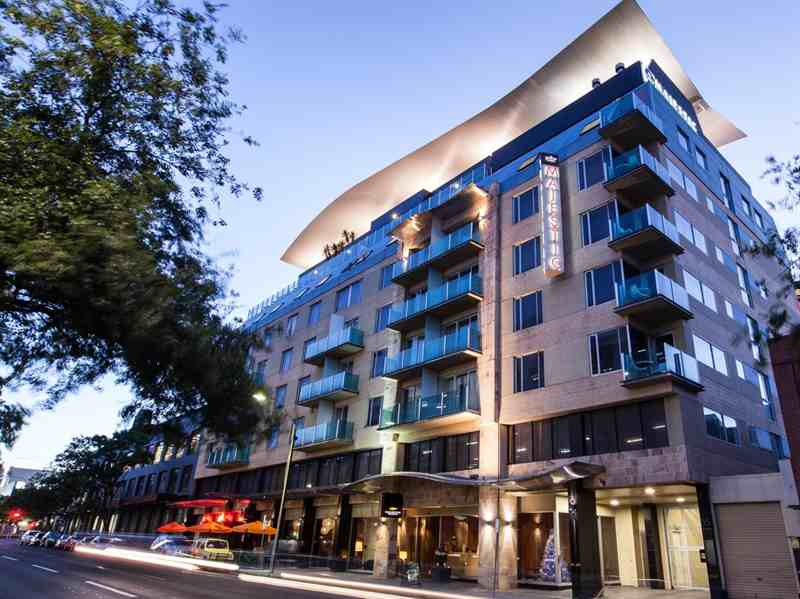 Majestic Roof Garden Hotel Adelaide CBD