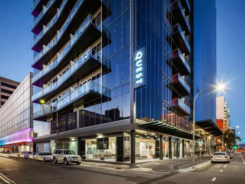 Quest on Franklin Apartment Adelaide CBD
