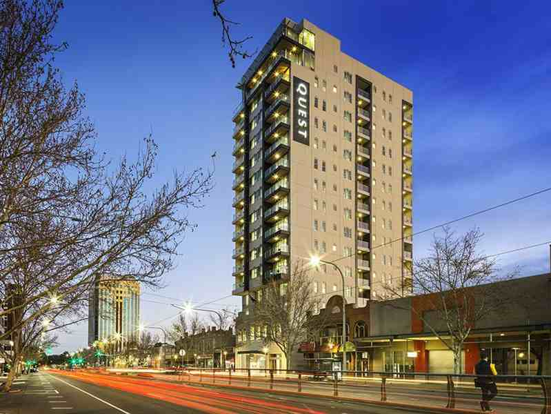Quest King William South Apartments Hotel Adelaide CBD