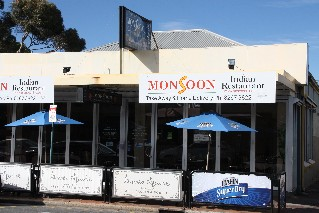 Monsoon Indian Restaurant North Adelaide