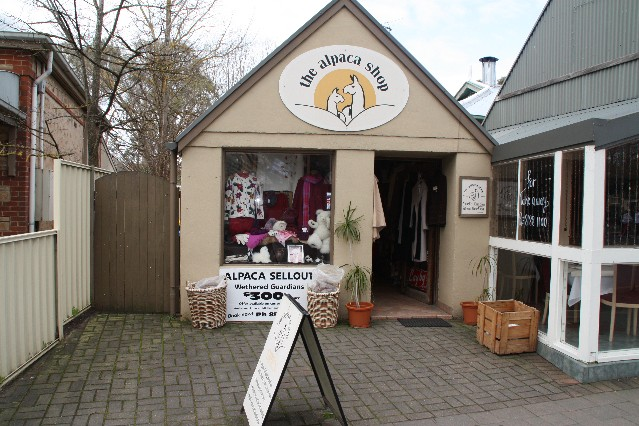 The Alpaca Shop Hahndorf Adelaide Hills