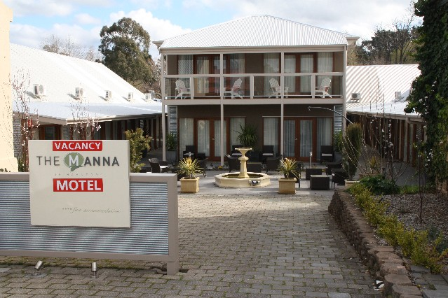 The Manna Motel Hahndorf Adelaide Hills